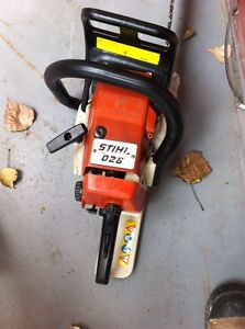 Sthil 026 chainsaw