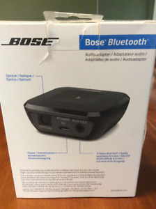 Bose Bluetooth adapter