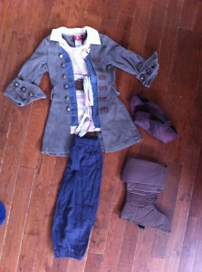 Size XS Captain Jack Sparrow Pirate Costume Strathcona County Edmonton Area image 1