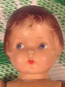 Antique Composition Patsy-Type Doll
