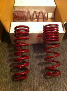 Civic lowering springs 1996-2000 coupe. West Island Greater Montréal image 1