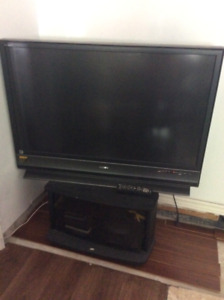 Sony Bavaria 48 in TV with remote and stand asking $100 OBO