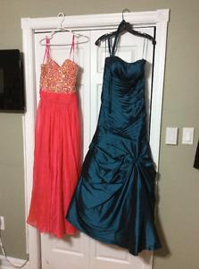 Eleven Special occasion dresses - prom, bridesmaid