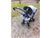 Doonamax car seat/buggy