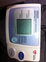 Blood pressure monitor   Auto
