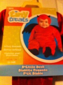 Halloween  custom little devil
