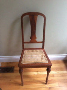 Very Pretty Cane Chair