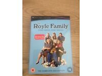 Royal family box set