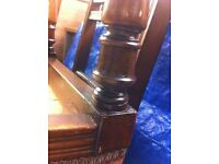 Four Antique Parlour / Dining Chairs