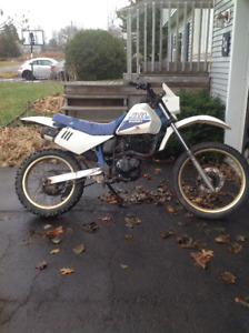 DR 200 for sale or trade