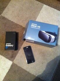Samsung galaxy s7 and vr