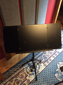 *** Extensible Music Stand ***