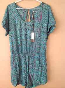 Anthropologie rompers