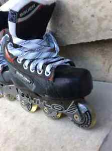 Kids Roller Skates Peterborough Peterborough Area image 1