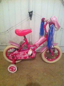 Sweetie Suzy Girl's bike