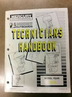 1995 MERCURY/ MARINER OUTBOARD SERVICE MANUAL