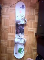 Burton Snowboard for Girl