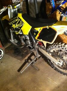 Rm250 for a 250f or Iqr and cash