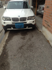2008 BMW x3 3.0 for Sale AS IS. $8000