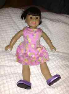 Perfect condition American Girl doll for sale