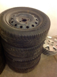 """15""""  Tires and Rims"""