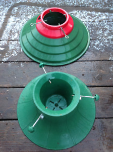 Christmass Tree Stands up to 9'H Tree w/adjustable wide -Each$15