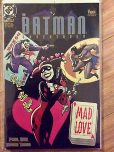 Batman Adventures Mad Love