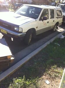 Holden rodeo 1994 (Wrecking) Brighton-le-sands Rockdale Area Preview