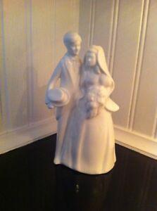 Bride and groom royal dolton