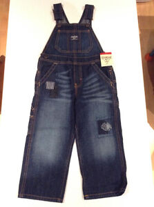 OSH KOSH OVERALLS 3T.....BRAND NEW! TAG ON!! Boys! West Island Greater Montréal image 1