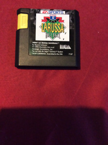 Tony la Russa baseball for the sega genesis