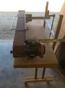 Luna stroke sander great condition Luthier! Stairtread maker! Stratford Kitchener Area image 5