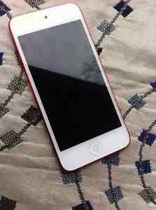 Second hand red ipod touch- good condition