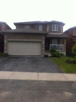 3 bedroom house for rent in south barrie-go transit