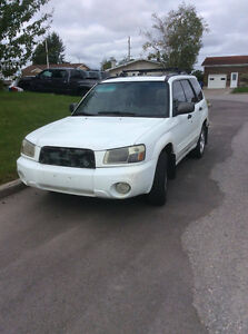 2003 Subaru Forester NÉGOCIABLE