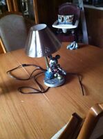 Free Mickey Mouse lamp