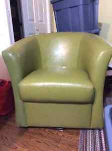 Isaac swivel chairs from pier one
