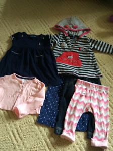 Girls clothes - size 6 - 9