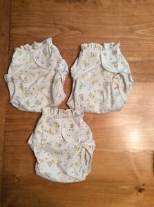 Kushies diaper covers/ couvre -couches kushies