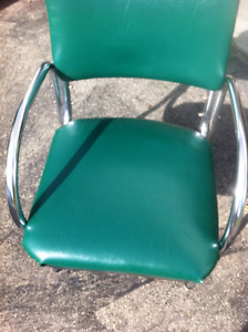 Chrome Retro Chair
