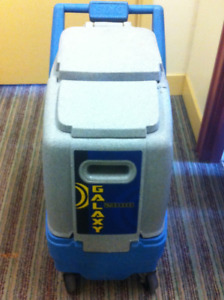 EDIC GALAXY 2000-CARPET EXTRACTOR-CLEANER-STEAMER