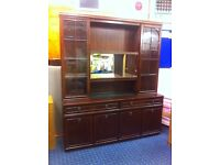 Antique wood Dresser and draw Both's