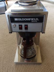Bloomfield Coffee Machine