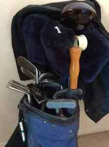 Left-handed Ladies Graphite Pro Select Golf Clubs and more.... Sarnia Sarnia Area image 2