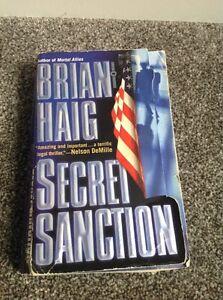 Brian Haig novel