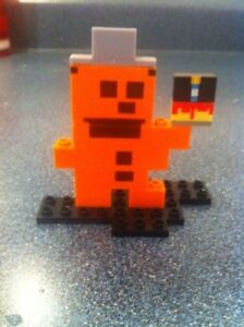 Five nights at freddy's lego figure