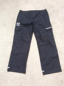 Mens Coca Cola Olympic relay pants. 4 Pairs