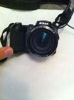 Nikon Coolpix L120 - Works Perfectly - 2GB SD card included