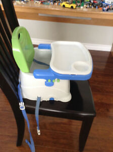 Fisher price chair booster seat