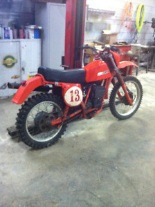 79 Can-am 250 qualifier
